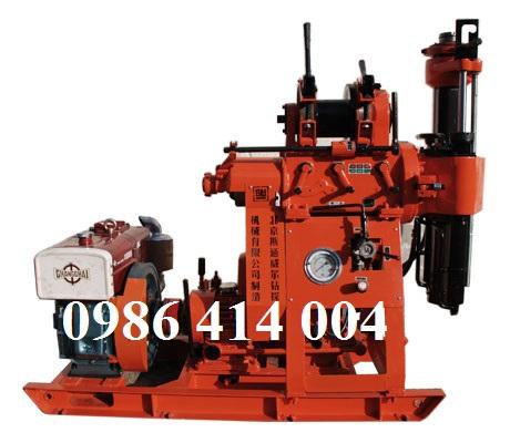 Máy khoan giếng - Máy khoan đá GJ-200-4: Máy khoan 4 số