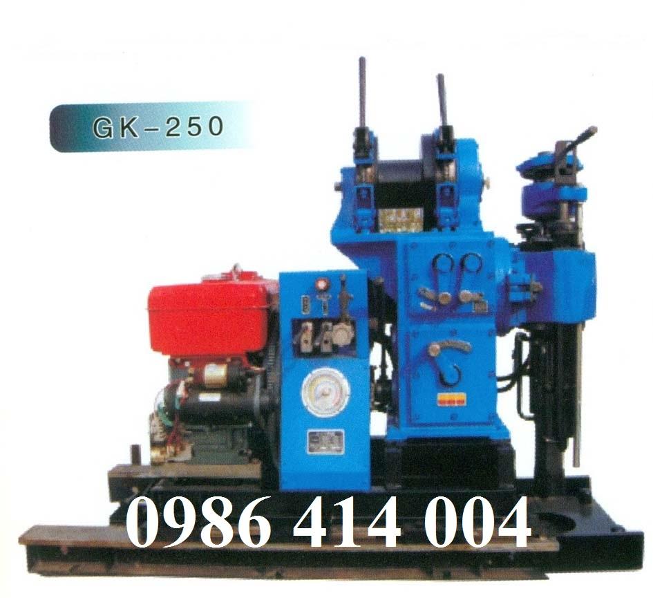 Máy khoan giếng GK-250